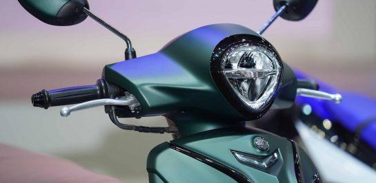 New Yamaha Grand Filano Hybrid พรีเมี่ยมออโตเมติก สีสันใหม่ 2020