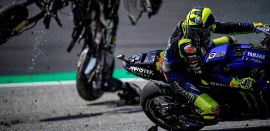 อัพเดทสองอุบัติเหตุใหญ่หลังการแข่งขัน MotoGP สนามที่ 4