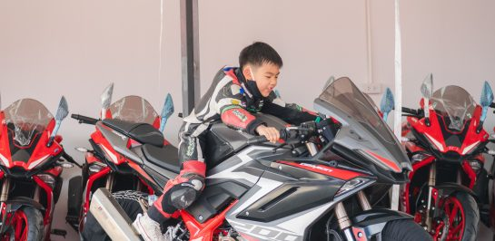 GPX รุกมอเตอร์สปอร์ต ผนึกกำลัง R2M Academy เติมฝันเยาวชนนักกีฬาแข่งรถจักรยานยนต์ขึ้นแท่นทีมชาติล่าแชมป์เอเชียคัพ Road to FIM Asia Cup & Future Stars