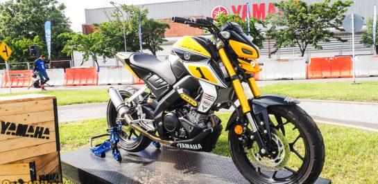 New Yamaha MT-15 2020 แต่งหล่อ ในแนวทาง 'Speed Block'