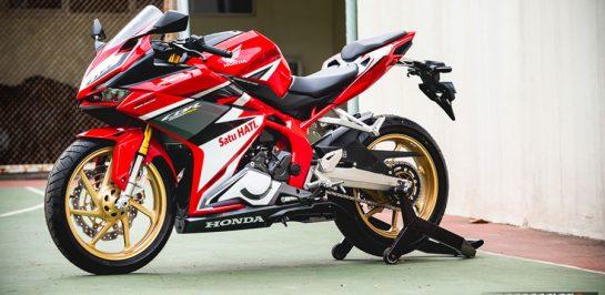New Honda CBR250RR SP 2020 อัพเครื่องและเพิ่มฟีเจอร์ใหม่ อินโดฯ เปิดราคา 164,000 บาท!
