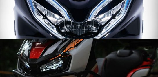Honda จัดหนัก! เตรียมส่ง All New PCX และ New ADV 350 ลงตลาดในปี 2021!!!