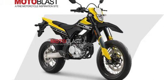 เผยภาพ render New Yamaha WR155R เวอร์ชั่นซุปเปอร์โมโต!