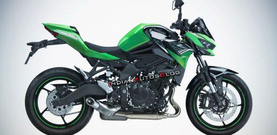 New Kawasaki Z25R 250cc 4 สูบ เผยภาพ render ล่าสุด!