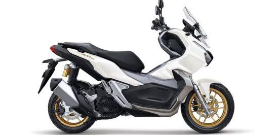 เปิดตัว New Honda ADV150 เวอร์ชั่น 2021 อย่างเป็นทางการ!