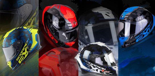 ไปดูกันว่า Scorpion หมวกกันน็อคของ 'นักแข่งระดับโลก' ที่ขายในไทย มีรุ่นไหน ราคาเท่าไหร่บ้าง?!!!