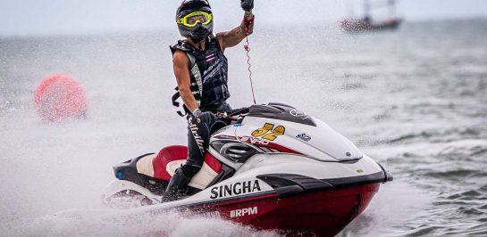 YAMAHA WaveRunner คว้าชัยรุ่นใหญ่เจ้าแห่งความเร็วทางน้ำ ศึกชิงแชมป์แห่งประเทศไทย สนามที่ 3