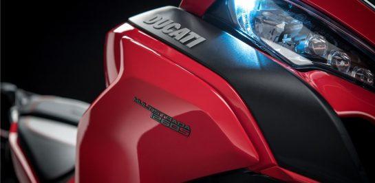 ความพิเศษของเครื่องยนต์ Ducati V4 Granturismo ที่ติดตั้งใน Ducati Mutistrada V4