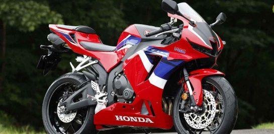 ข้อมูลเครื่องยนต์ชุดใหม่ของ Honda CBR600RR ที่มาพร้อมความแรง!!