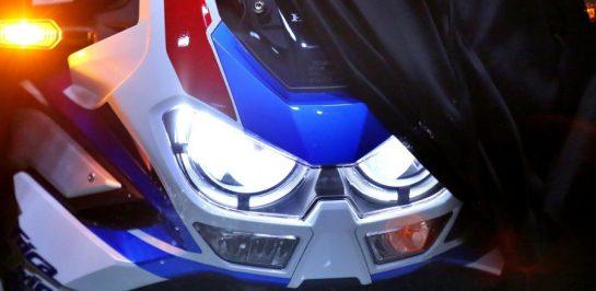ลุ้น All New Honda Africa Twin โฉมใหม่ ขุมกำลังเทอร์โบชาร์จ!