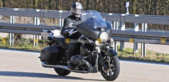 ว่าที่ 5 โมเดลใหม่จาก BMW Motorrad