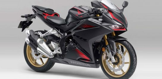 New Honda CBR250RR 41 แรงม้า ควิกชิฟเตอร์ ลุ้นเตรียมนำเข้าไทยเร็วๆ นี้!