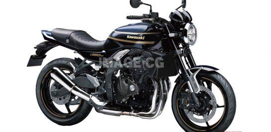 New Kawasaki Z250FX เนกเกตคลาสสิก 4 สูบ เผยภาพ render!