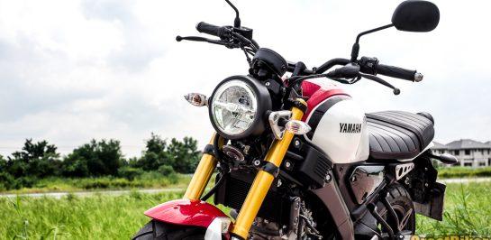 8 เหตุผลที่จะทำให้คุณ 'หลงรัก' ความ 'สปอร์ตเฮอริเทจ' ของ Yamaha XSR155!
