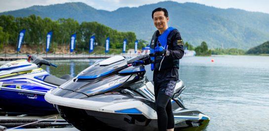 """Yamaha แรงทั้งทางบกและทางน้ำ! ดัน """"WAVERUNNER"""" และ """"Outboard Motor"""" เสริมความแกร่งในตลาด"""