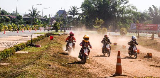 คอร์ส Dirt For Kids Level 2 จาก Honda Safety Riding Park Chiang Mai