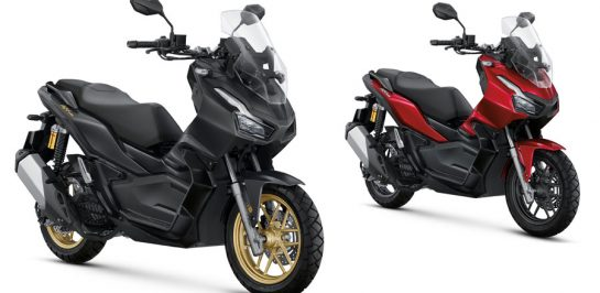 All New Honda ADV160 eSP+ 4 วาล์ว HSTC จะมีการเปิดตัวหรือไม่?!