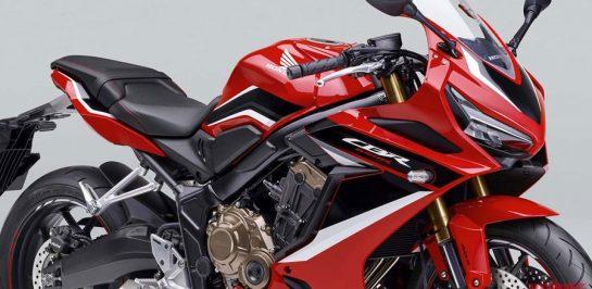 เปิดตัว New Honda CBR650R 2021 อัพเกรดเครื่องยนต์และระบบช่วงล่างใหม่!
