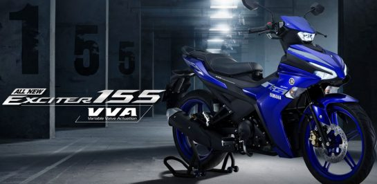 All New Yamaha EXCITER 155 VVA โฉมใหม่ เตรียมเปิดตัวในไทยปีนี้!