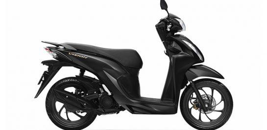 เปิดตัว Honda Vision 110 2021 อย่างเป็นทางการ เคาะราคาประมาณ 38,900 บาท!