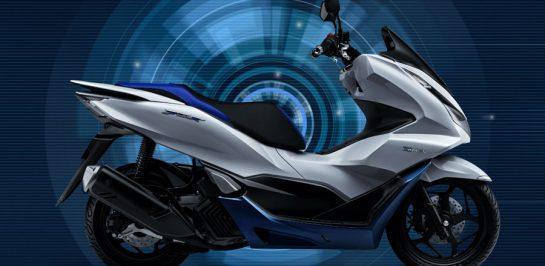 เผยโฉม Honda PCX e:HEV 2021 ก่อนเปิดตัวต้นปีหน้า!