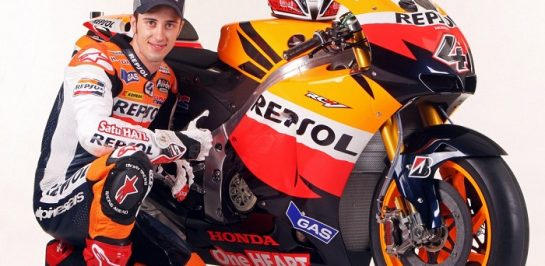 Andrea Dovizioso จะยอมรับข้อเสนอ Repsol Honda หรือไม่