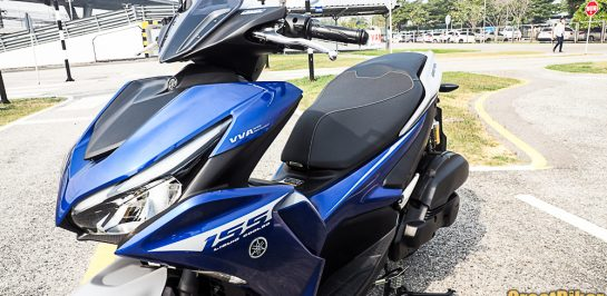 รีวิว All New Yamaha Aerox 155 โฉมใหม่ เจาะลึกทุกรายละเอียด!