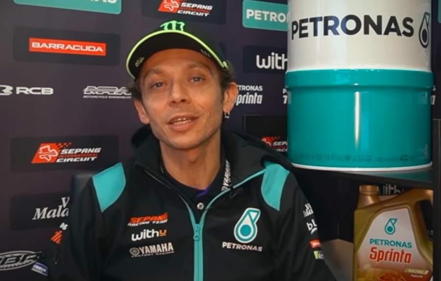 Valentino Rossi กับสีเสื้อทีมใหม่ใน MotoGP ฤดูกาล 2021