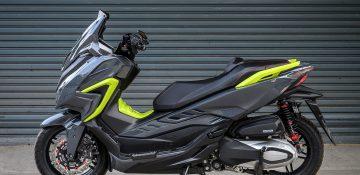 All New Honda Forza350 เวอร์ชั่น Mr.Queen ผลงานจากสำนักแต่งไทย MotozAAA