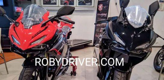 ดูกันชัดๆ ระหว่าง All New Honda CBR150R จอดเทียบกับ CBR250RR!