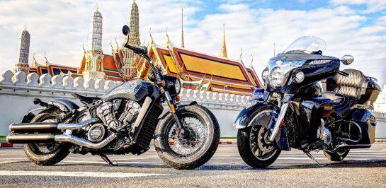 เปิดตัวรถมอเตอร์ไซค์ Indian ในประเทศไทย 8 รุ่นอย่างเป็นทางการ!