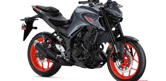 เปิดตัว Yamaha MT-03 เวอร์ชั่น 2021!