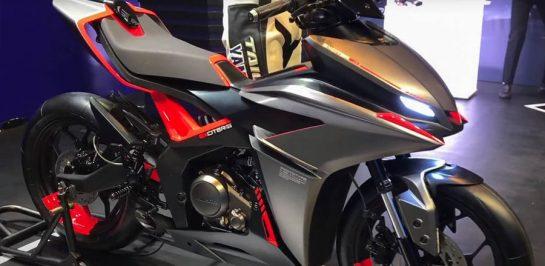 Yamaha F155 รถ Concept ที่ฮือฮาเป็นอย่างมากในปีนี้ ต้นแบบของ All New Exciter ยุคต่อไป?!