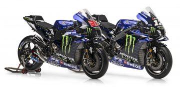 เปิดตัวทีมแข่ง Monster Energy Yamaha ประจำฤดูกาล MotoGP2021
