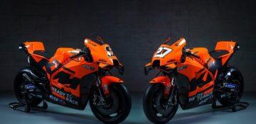 เปิดตัวทีมแข่ง Tech3 KTM Factory Racing พร้อมสู้ศึก MotoGP2021