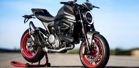 เจาะรายละเอียด All New Ducati Monster โฉมใหม่ 937cc 111 แรงม้า 166 กก.!