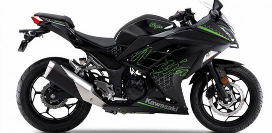 เผยภาพ Kawasaki Ninja 300 BS6 ก่อนเปิดตัวเร็วๆ นี้