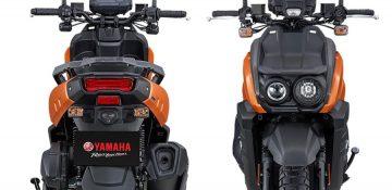 Yamaha BWS รถสกู๊ตเตอร์แนวแอดเวนเจอร์ คู่แข่ง ADV 150 ที่หลายคนอยากให้มาขายในไทย!