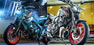 เตรียมเปิดตัว New Yamaha MT-09 และ New MT-07 ในไทย 23 มี.ค. นี้!