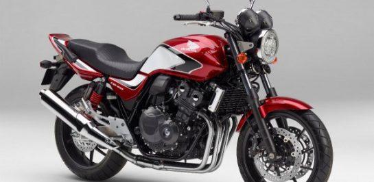 อาจถึงคราวอำลา Honda CB400SF/SB