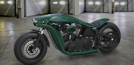 10 นวัตกรรมเปลี่ยนโลกโดย Harley-Davidson
