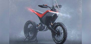 จินตนาการนักศึกษา KTM EX-C Freeride รุ่นใหม่ที่มาพร้อมระบบแบตเตอรี่เปลี่ยนได้