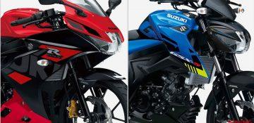 เปิดตัว Suzuki GSX-R125 / S125 เวอร์ชั่น 2021 อย่างเป็นทางการ!