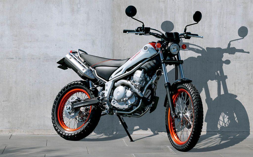 ทายาทตัวต่อไป Yamaha Tricker 250 ว่าที่ตัวแทน Yamaha Serow 250