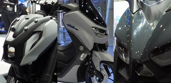 Yamaha ประเทศไทย เปิดตัวรถ 5 รุ่นในงาน Motor Show 2021!
