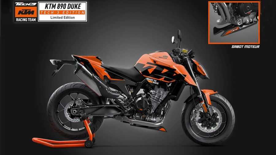 KTM 890 Duke R 2021 Precio, Ficha Técnica y Características