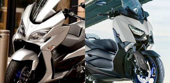 Suzuki Burgman 400 ปรับครั้งใหญ่ / Yamaha XMAX 300 ทิ้งทวนก่อนเปลี่ยนโฉมแบบ All New?!