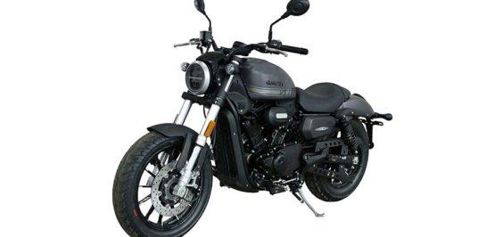 Harley-Davidson 300cc V-Twin กำลังจะมาแล้ว?!!