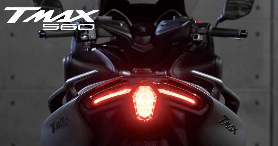 Yamaha TMAX 560 2021 chinh thuc duoc phat hanh