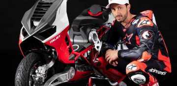 Italjet แต่งตั้ง Andrea Dovizioso เป็น Brand Ambassador